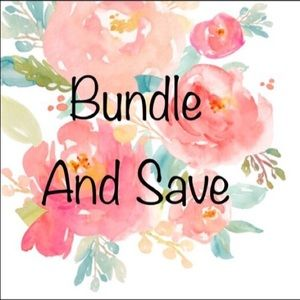 ⭐️Make a Bundle⭐️